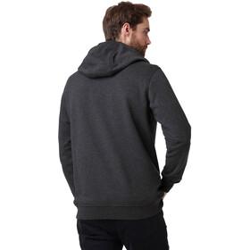 Helly Hansen HH Logo Veste à capuche Homme, ebony melange